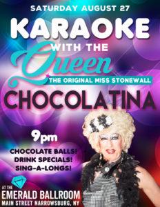 karaoke flyer copy